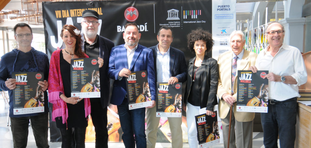 International Jazz Day; music, cinema and colloquy between 26 and 30 d'abril