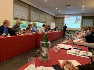 La Mallorca Film Commission assisteix a la junta anual de CineRegio, a Roma