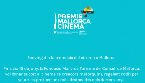 Mallorca de Cinema, a Filmin